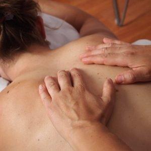 Rouwretraite Massage